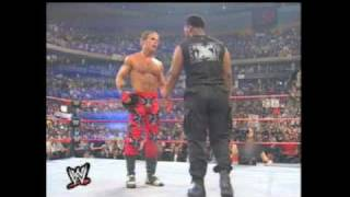 Shawn Michaels Gets Knocked Out WWF