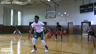 """Jordan """"Jelly Fam"""" Walker Workout : Coach Godwin Ep: 211"""