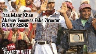 Tees Maar Khan - Akshay Kumar As Manoj