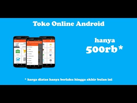 Tutorial Toko Online Android By Abu Kayyis