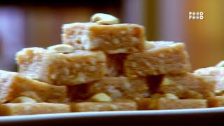 Bread Burfi - Tea Time