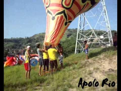 RESGATE DE BALAO APOLO RIO 14