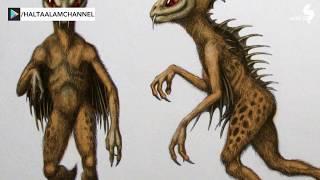 10 مخلوقات أسطورية لا تعرف أنها كانت موجودة بالواقع..!!