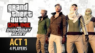 GTA+Online%3A+Doomsday+Heist+Act+%231+with+4+Players+%28Elite+%26+Criminal+Mastermind+IV%29