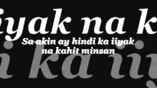 Hindi Kita Iiwan[Lyrics]