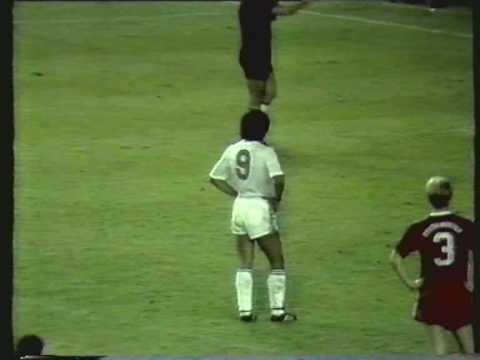 REAL MADRID 4 BAYERN MUNICH 2 1985