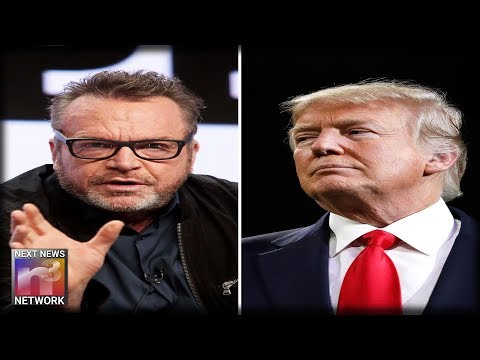 Tom Arnold Is LITERALLY About To Get His Ass Kicked In Front of 10 000 People In Washington DC