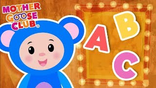 ABC Song with Eep the Mouse | Learn the ABC