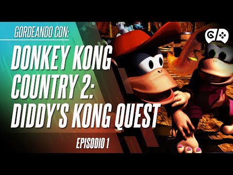 Xxx Mp4 Donkey Kong Country 2 Diddy 39 S Kong Quest Gordeando Parte 1 3GB Casual 3gp Sex