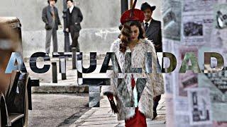 Actualidad TV | Las Chicas del Cable, Risto Mejide, La Voz, A3Series