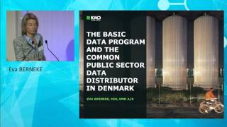 From ISA to ISA² conference: Basic Data Programme & Common Public Sec. Data Distributor, E. Berneke
