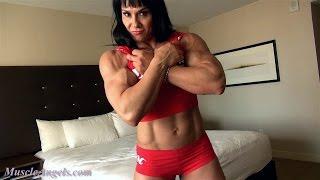 Hardcore Muscle Ladies: MuscleAngels 1014