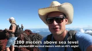 Tongariro Crossing Including Ngauruhoe (Mt  Doom)