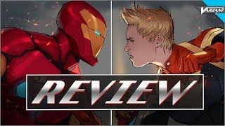 Civil War II Issue #1 Review!