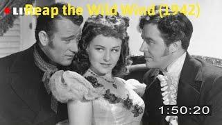 Watch Reap the Wild Wind (1942) - Full Movie Online