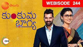 Kumkum Bhagya - Episode 244  - August 5, 2016 - Webisode