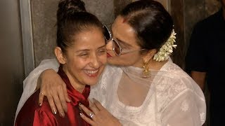 Rekha CAN'T STOP KISSING Manisha Koirala