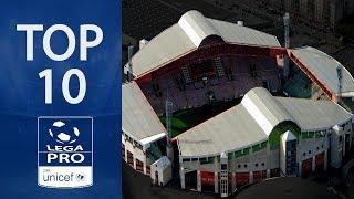 Top 10 Biggest Serie C Stadiums 18/19