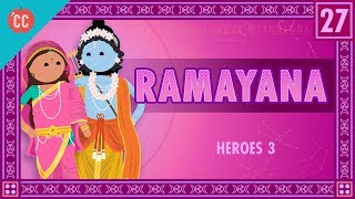 Rama and the Ramayana: Crash Course World Mythology #27