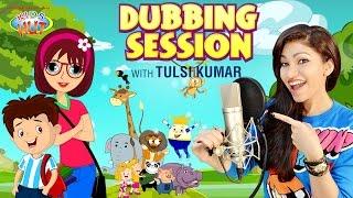 Tulsi Kumar - Dubbing Session | Tia and Tofu - Storytelling || Animation Dubbing By Tulsi Kumar
