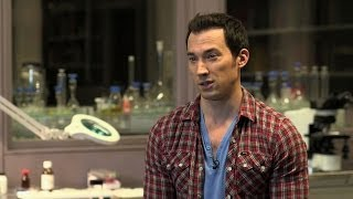 David Caves introduces Fraternity - Silent Witness: Series 17 - BBC One