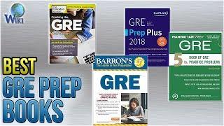 6 Best GRE Prep Books 2018