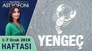 Yengeç Burcu Haftalık Astroloji Yorumu 1-7 Ocak 2018, Astrolog Demet Baltacı