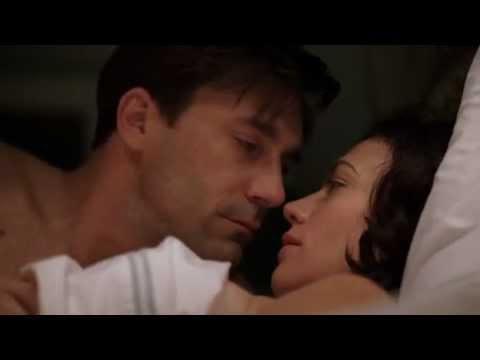 Mad Men 1x11 - Don and Rachel Scene