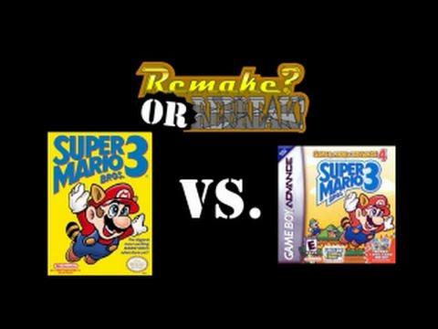 Download ROR: Super Mario Bros. 3 Vs. Super Mario Advance 4 On MP3Hits ...