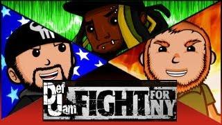 Super Best Friends Brawl - Def Jam Fight For New York