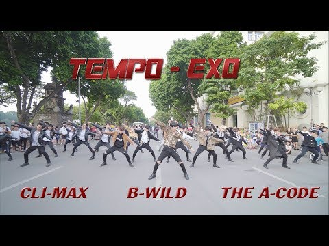 Xxx Mp4 KPOP IN PUBLIC TEMPO 템포 EXO 엑소 Dance Cover By B Wild The A Code Cli Max From Vietnam 3gp Sex