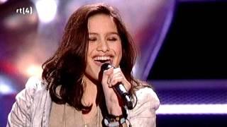 Demi Matenahoru - Valerie - The Voice of Holland 30-09-11 HD