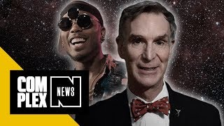 Bill Nye Comes For B.O.B About Flat Earth Beliefs | Conspiracy Corner