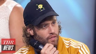 'Silicon Valley': TJ Miller Fires Back at Co-Star Alice Wetterlund | THR News
