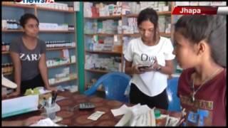 झापाका १५ औषधि पसल कारवाहीमा - NEWS24 TV