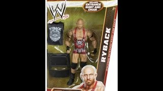 WWE Elite Series 24  ryback Figure Review