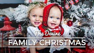 DEVINE FAMILY CHRISTMAS 2017    Weekly Vlog