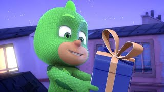 PJ Masks en Español - Episodio 3 - Gekko salva la Navidad! - Dibujos Animados