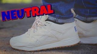 """Kendrick Lamar x Reebok Ventilator """"Neutral"""" w/ On Foot"""