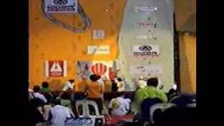 UIAA Climbing World Cup (Speed Climbing competition) 06