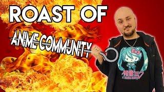 Fixing the Youtube Anime Community - ROAST