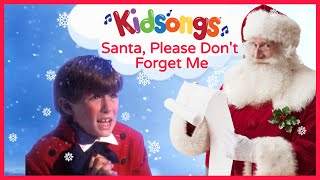 Santa, Please Don't Forget Me   Kidsongs   Kids Christmas Songs   Christmas Music   PBS Kids