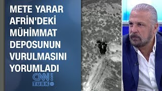 Mete Yarar, Afrin