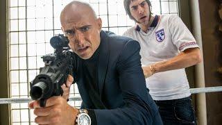 Filme de comédia - Espião e Hooligan - muito bom