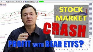 Inverse ETFs : Profit from Stock Market Crash? Ep#023