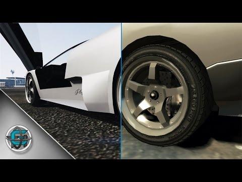 GTA V vs GTA IV - PC
