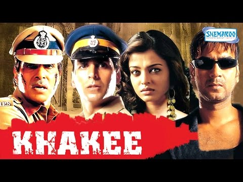 Khakee (2004) - Amitabh Bachchan - Akshay Kumar - Ajay Devgn - Aishwarya Rai - Hindi Full Movie