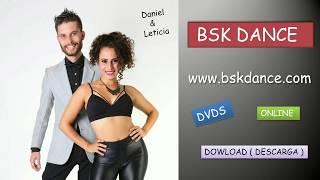 CLASE DE BACHATA SENSUAL EXPLICADA  www.bskdance.com