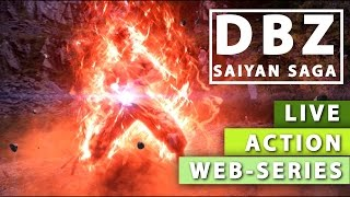 Dragon Ball Z  Saga Saiyajin Trailer   Español Latino Live Action 2016