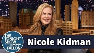 Jimmy Fallon Blew a Chance to Date Nicole Kidman